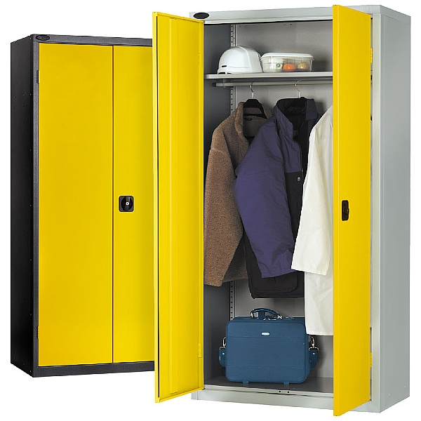 Wardrobe Cupboard With Active Coat