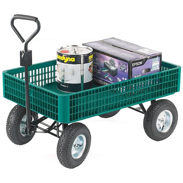 Plastic Turntable Truck
