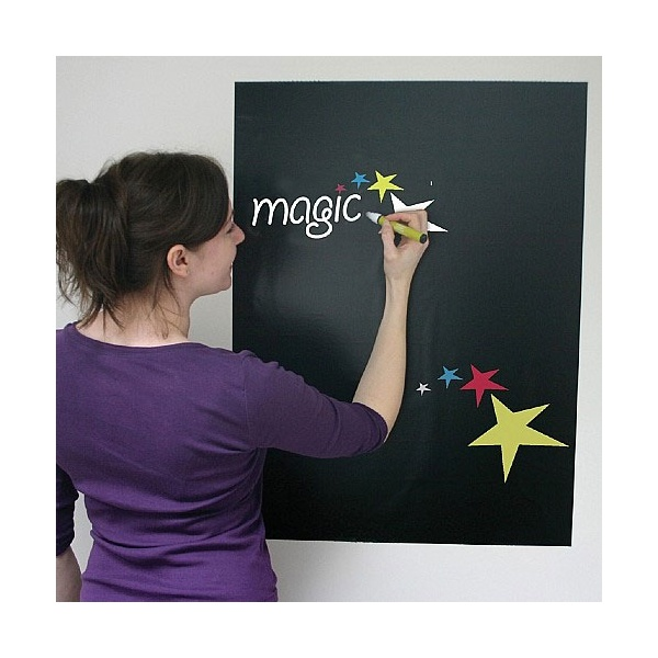 Magic Blackboard On A Roll