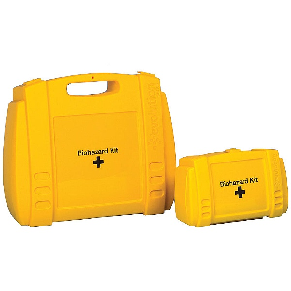Yellow Biohazard Kit