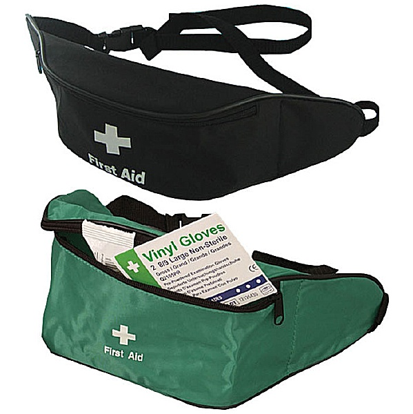 Travel First Aid Kit in Bum Bag