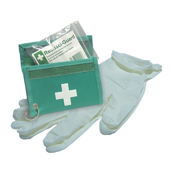 Resuscitation Kit In Wallet