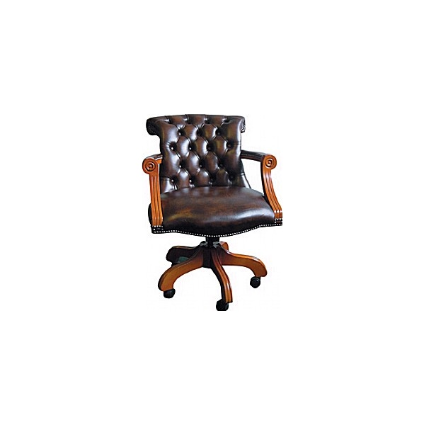 Antique Replica Admiral Chair