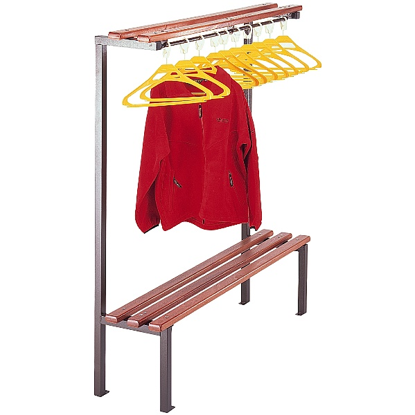 Cloakroom Coat Hanger Units