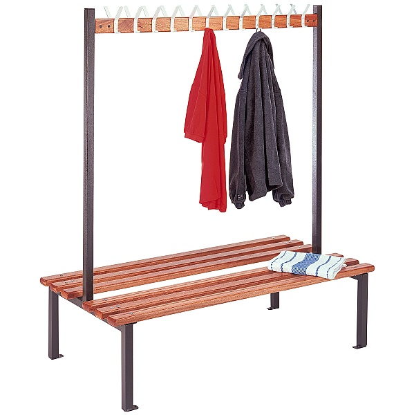 2 Sided Cloakroom Unit