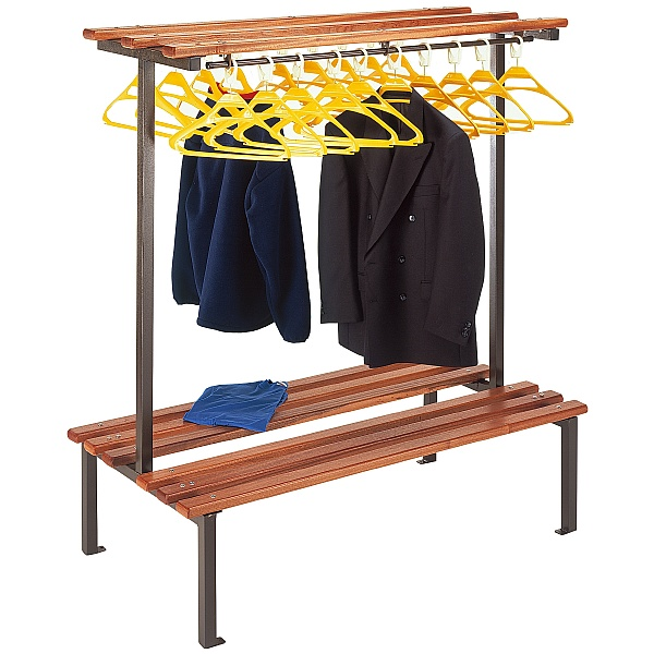 Double Sided Coat Hanger Units