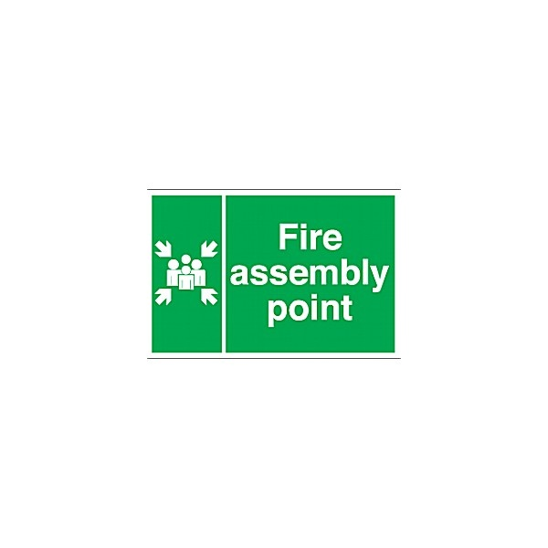 Fire Assembley Point Signs