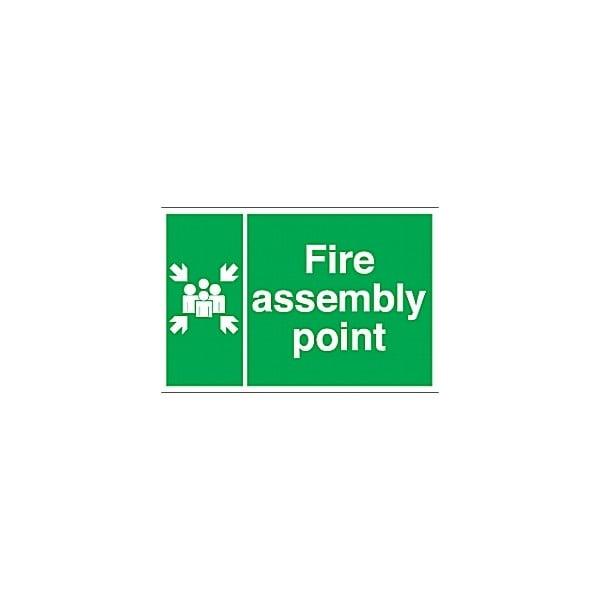 Fire Assembley Point Signs