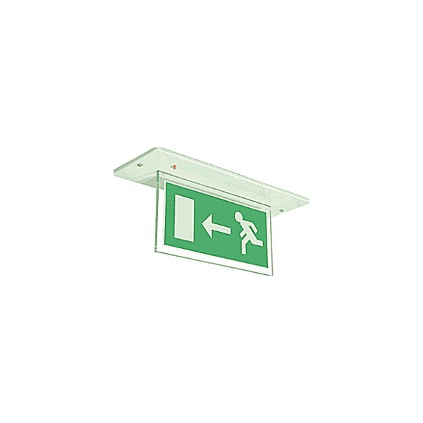 Non-Maintained Flush Ceiling Mounted Emergency Lightbox