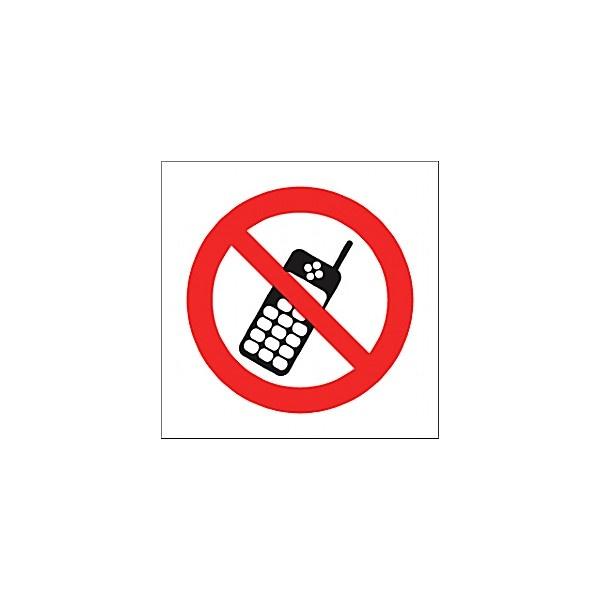 No Mobiles Symbol