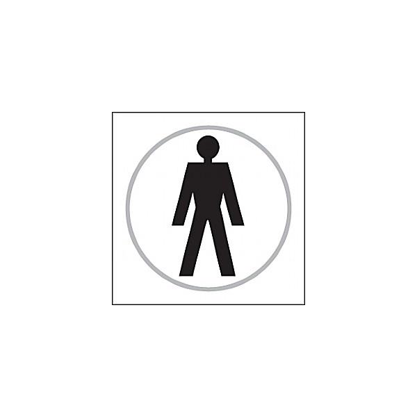 Braille Man Symbol