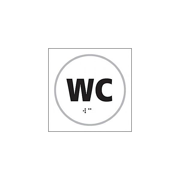 Braille WC Symbol