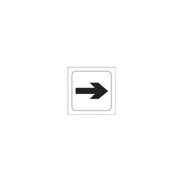 Braille Arrow