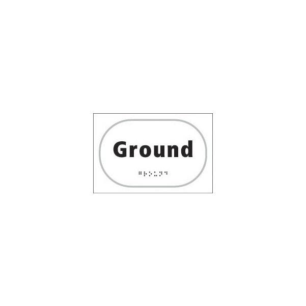 Braille Ground Sign