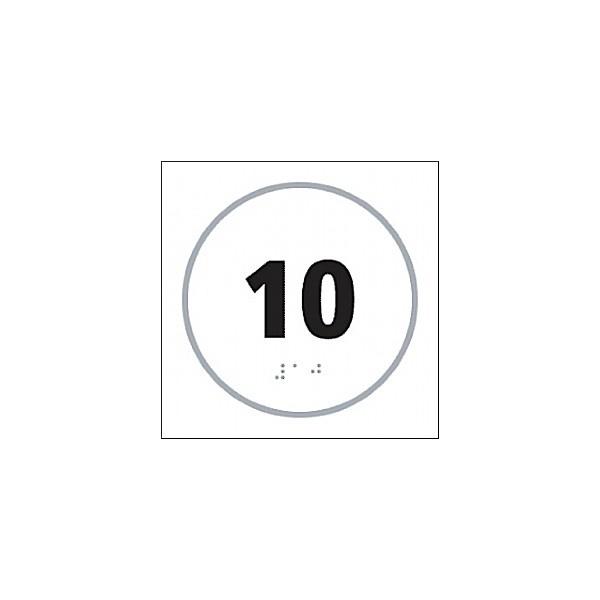 Braille '10' Symbol