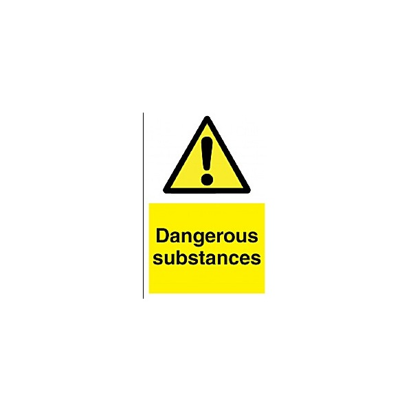 Dangerous Substance Sign