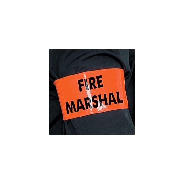 Fire Marshal Hi-Visibility Armband