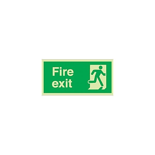 Fire Exit Gemglow Sign