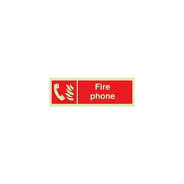 Fire Phone Gemglow Sign