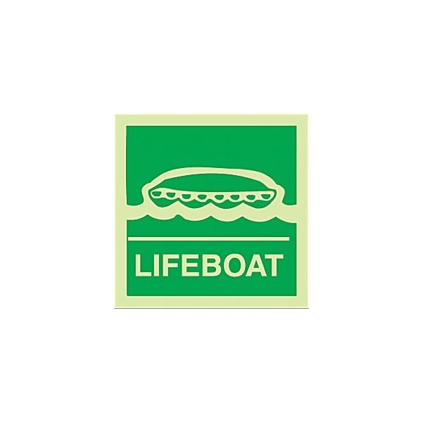 Gemglow Lifeboat Symbol