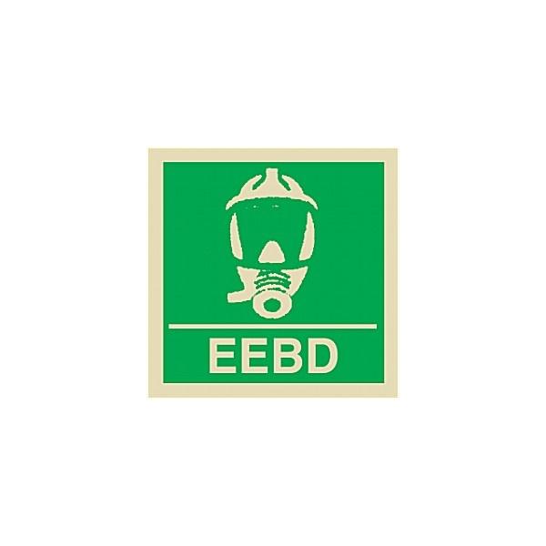 Gemglow EEBD Sign