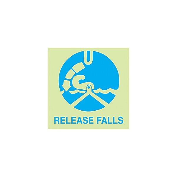 Gemglow Release Falls Sign