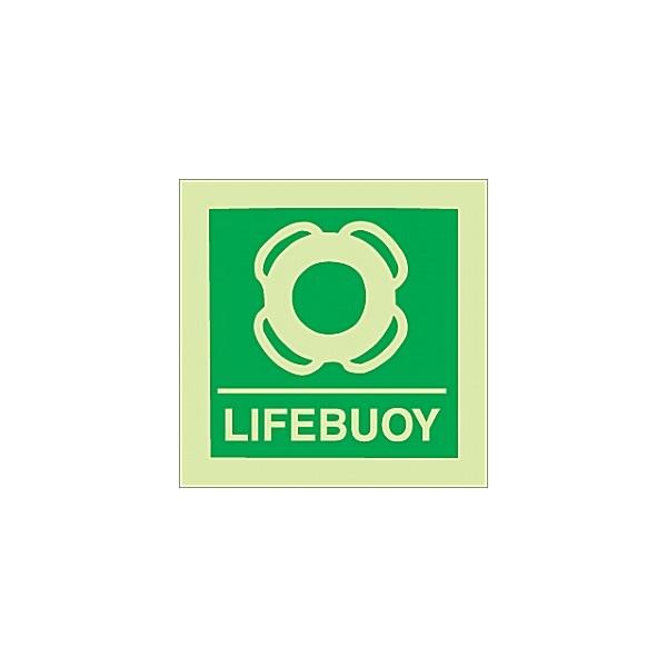 Gemglow Lifebuoy Sign