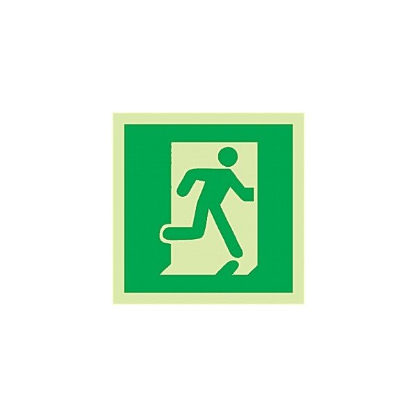 Gemglow Escape Right Sign