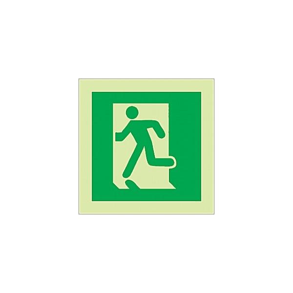 Gemglow Escape Left Sign