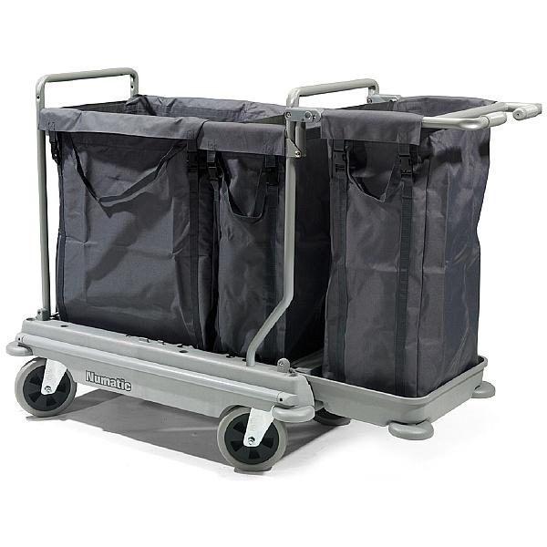 Numatic NuBag NB4003 Mobile Laundry System