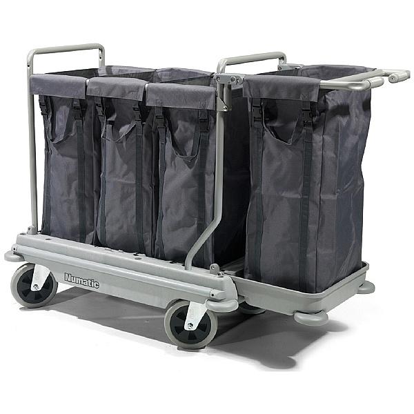 Numatic NuBag NB4004 Mobile Laundry System