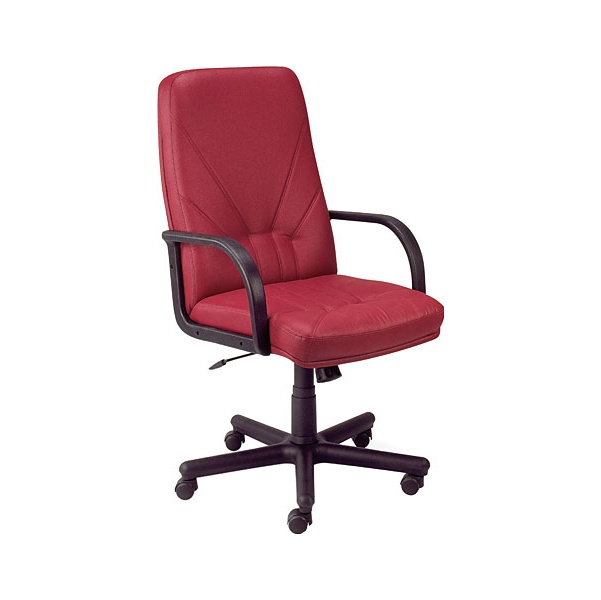Lisbon Fabric Manager Chair