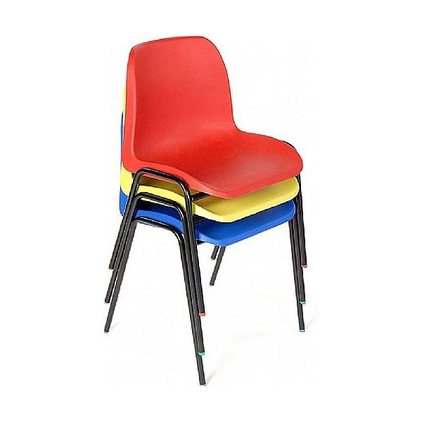 Lumbar Poly Canteen Chairs