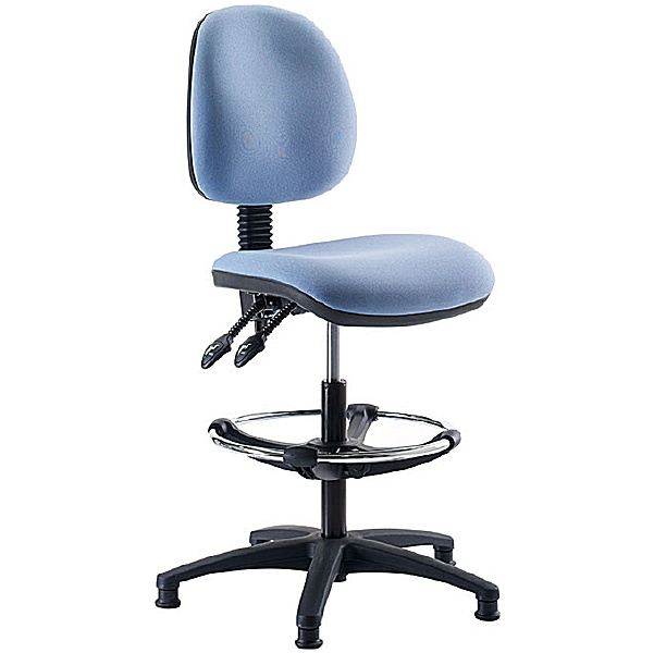 Stewart Medium Back Draughtsman Chair
