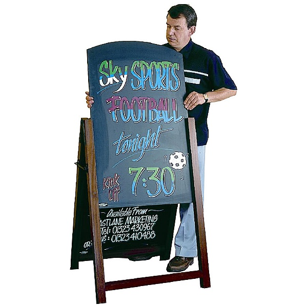 Reversible A Frame Chalkboards