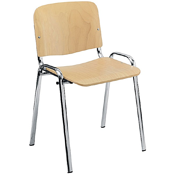 Club Wood Canteen Chair