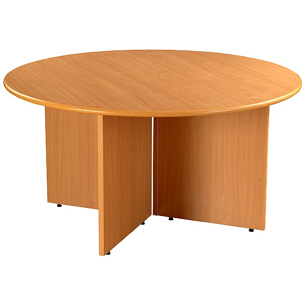 Bundle Deal - Round Meeting Table With 4 Chairs
