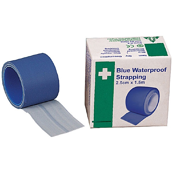 Blue Waterproof Strapping