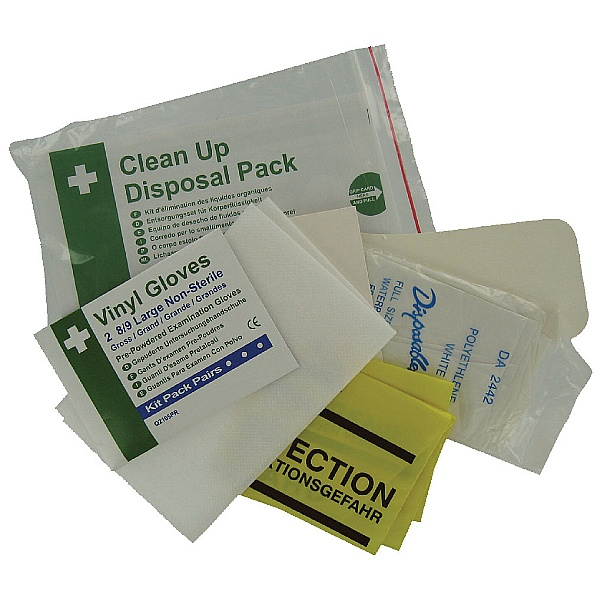 Clean Up Disposal Pack