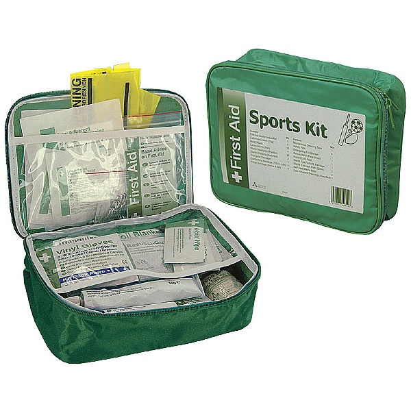 Compact Sports First Aid Kit