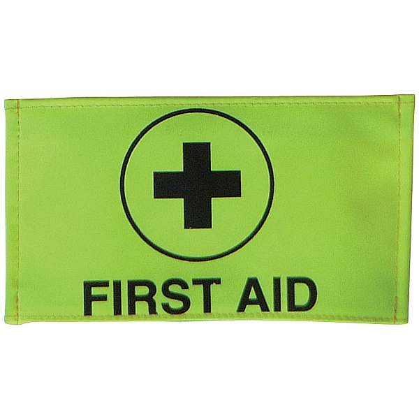 First Aid Arm Bands & Badges
