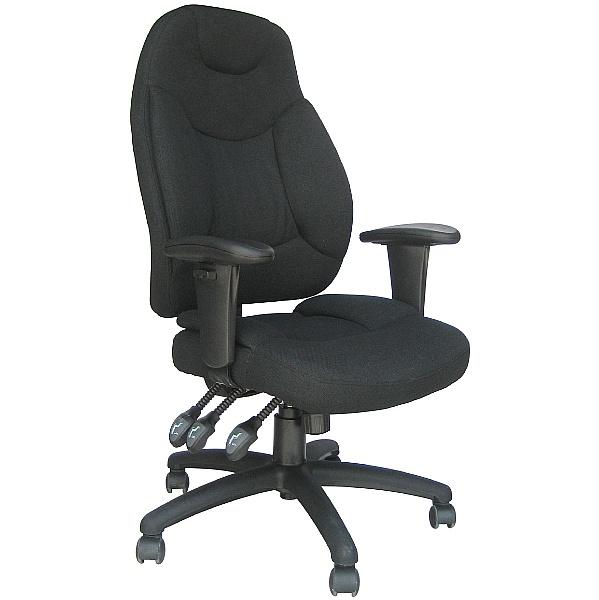 Genesis Fabric Chair