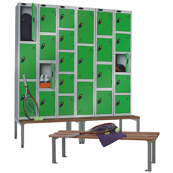 Premium & Imperial Locker Stands & Seats