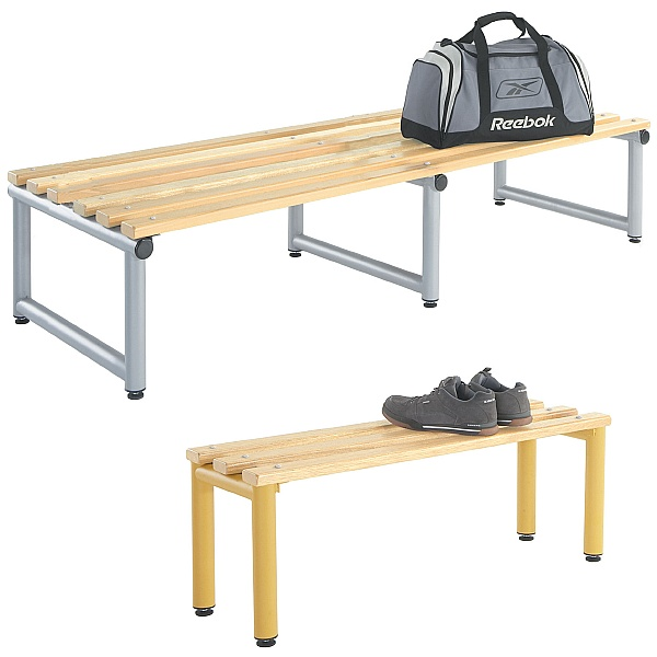 Freestanding Cloakroom Benches
