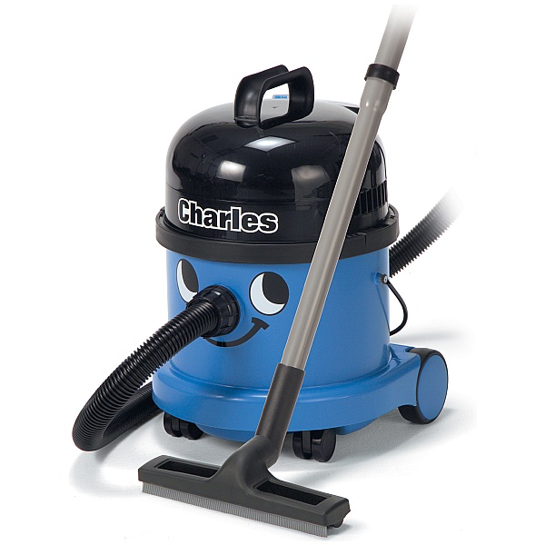 Numatic 110V Charles Wet & Dry Vacuum Cleaner