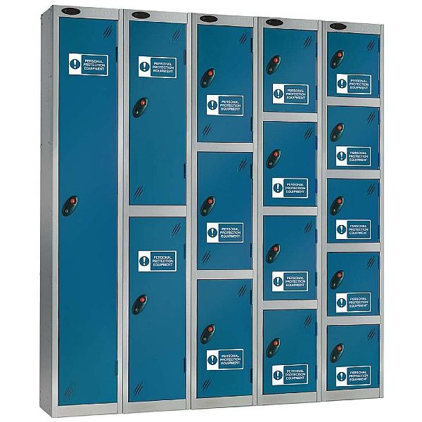 PPE Lockers With ActiveCoat