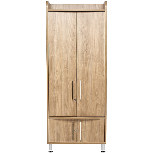 Trilogy Tall Double Door Cupboard