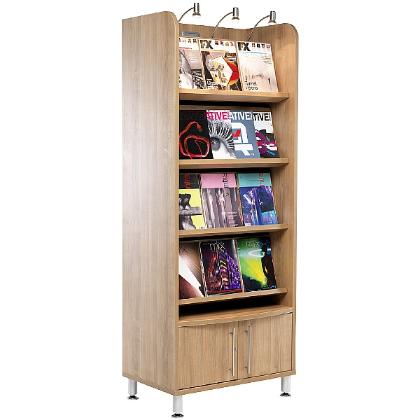 Trilogy Tall Display Unit