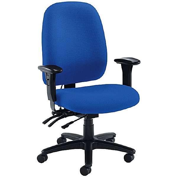 Vista 24 Hour High Back Operator Chair