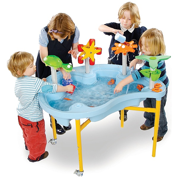SeaWeenies Sand & Water Play Table